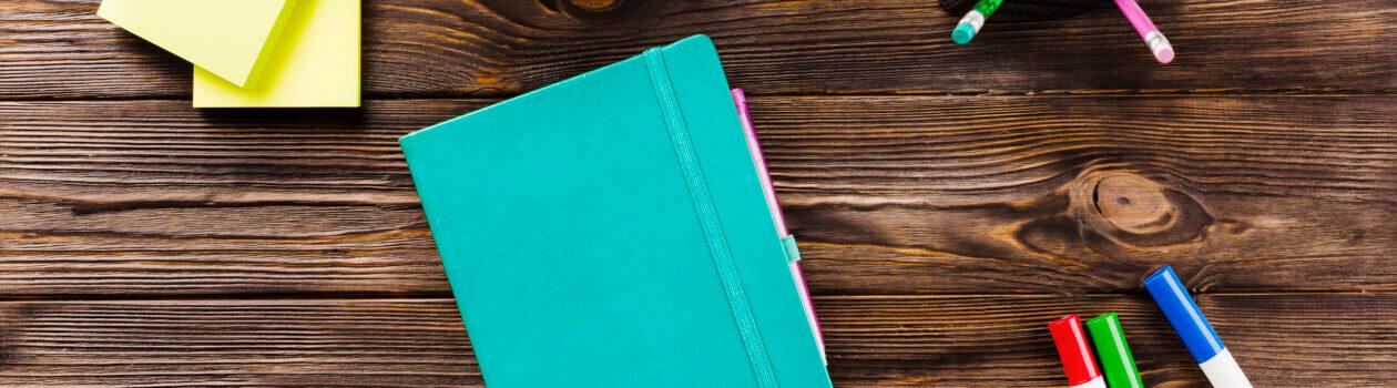 Quais as melhores canetas para usar no planner?
