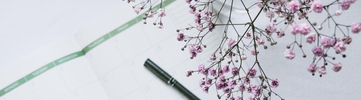6 motivos para usar um planner!