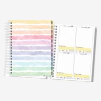 Planner 2022 Colorido Quadrado